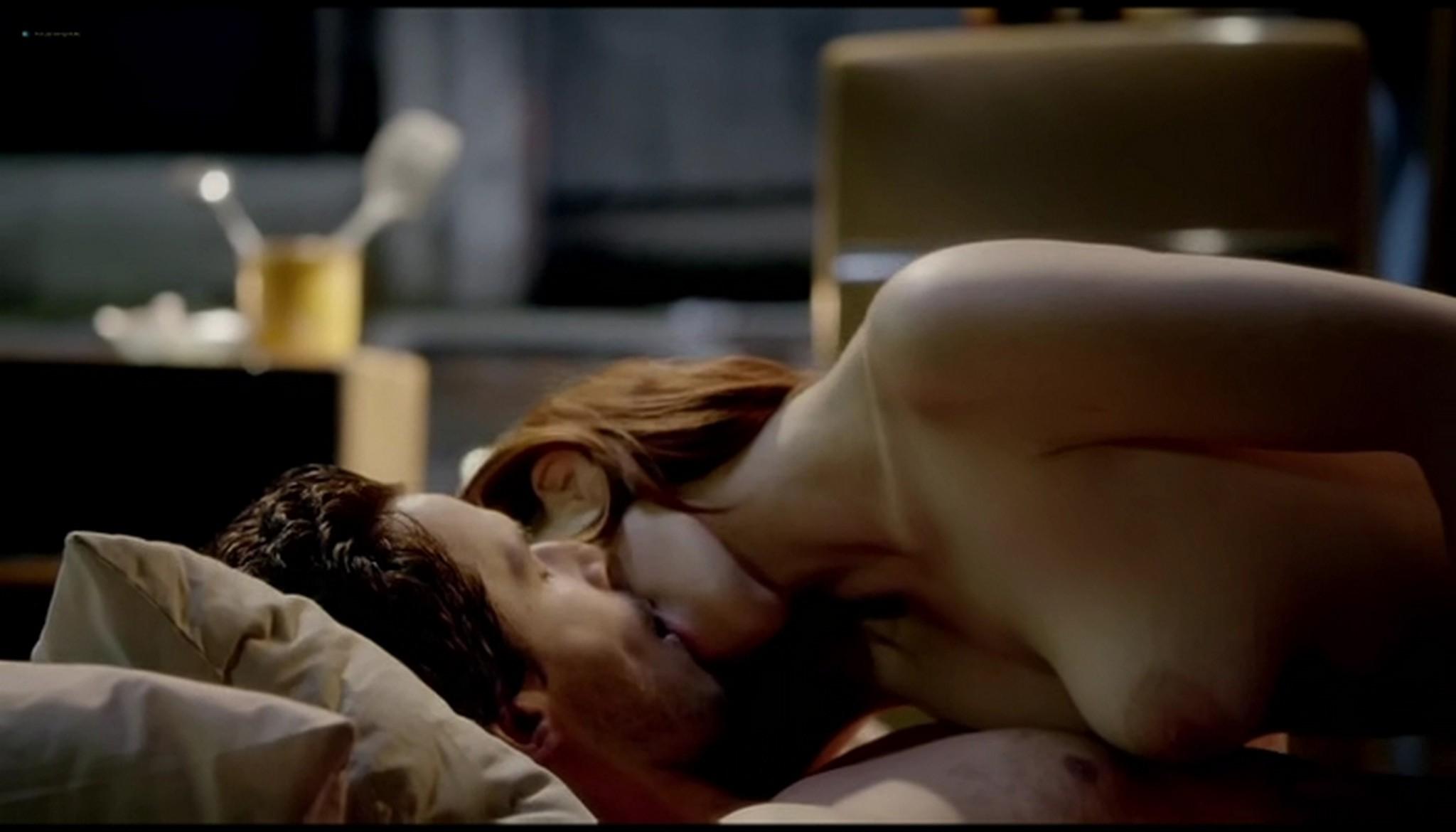 Diana Gettinger nude sex Moniqua Plante nude lesbian - Femme Fatales (2012) s2e2 - Gun Twisted (10)
