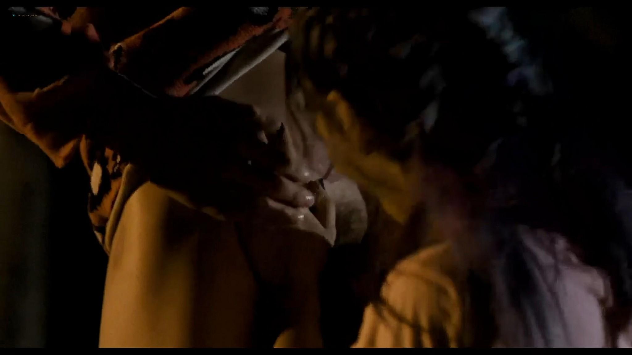 Gloria Granja nude explicit oral - Jesus (2016) HD 1080p Web (7)