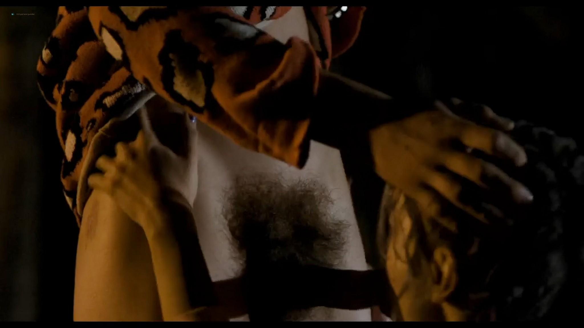 Gloria Granja nude explicit oral - Jesus (2016) HD 1080p Web (6)