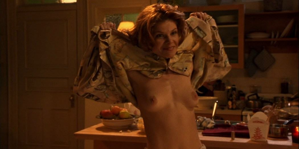 Lolita Davidovich nude topless and Sharon Stone nude in the shower - Intersection (1994) HD 1080p WEB (3)