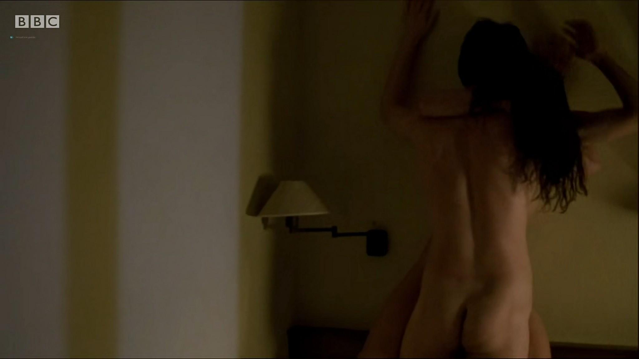 Samantha Morton nude topless Kathleen McDermott nude too- Morvern Callar (UK-2002) HDTV 720p