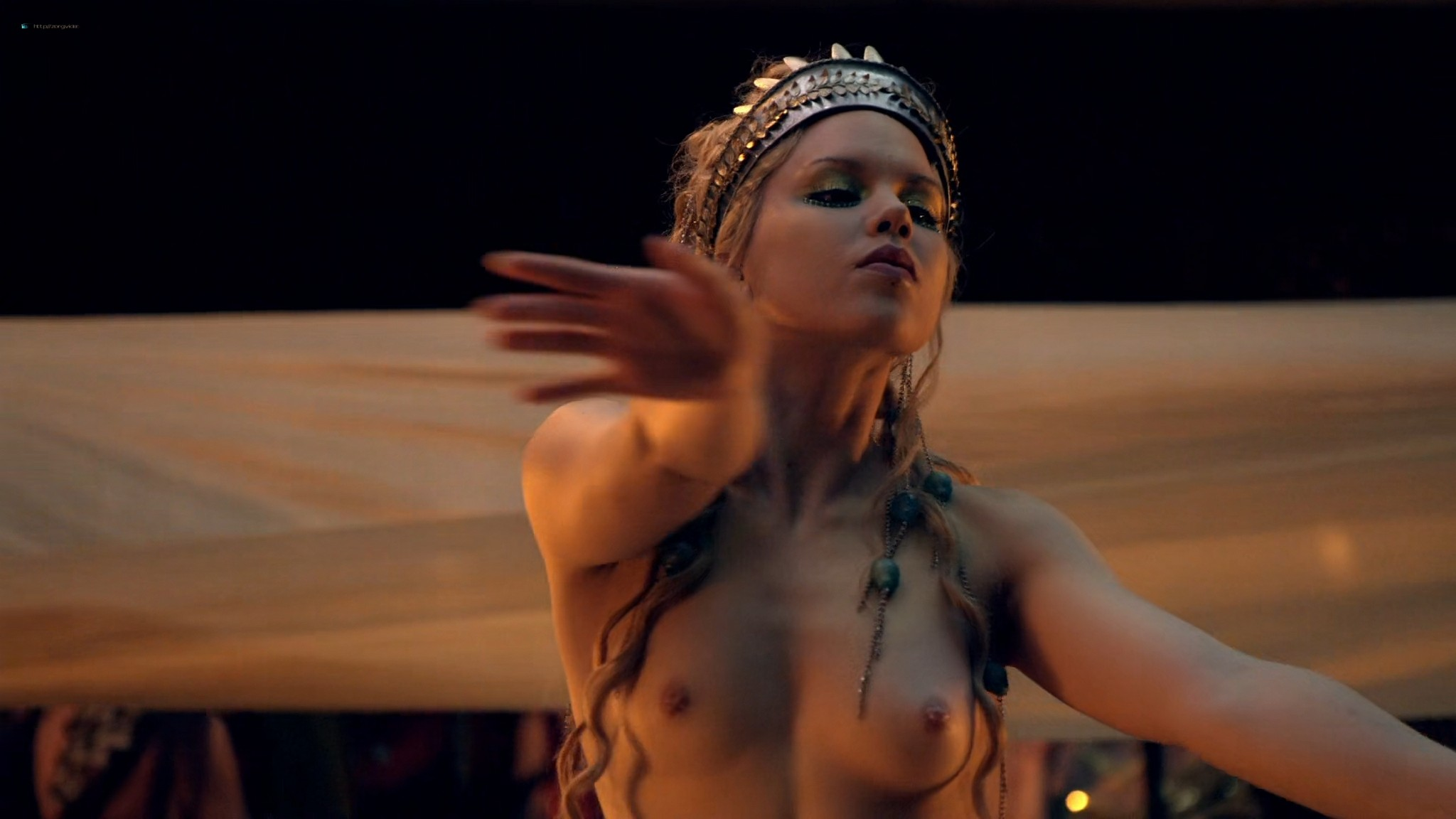 Viva Bianca nude Lucy Lawless nude sex others nude - Spartacus - Vengeance (2012) e4 1080p BluRay (16)