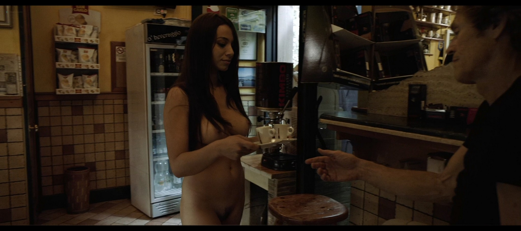 Cristina Chiriac nude full frontal Sofia Rania Dharma Mangia Woods full frontal too Tommaso 2019 HD 1080p Bluray 004