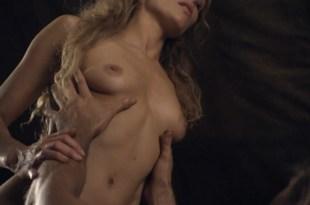 Ellen Hollman nude sex Jenna Lind Cynthia Addai Robinson and other nude Spartacus 2013 HD 1080p BluRay 008