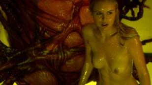 Helena Mattsson nude and Marlene Favela nude - Species The Awakening (2007) HD 1080p BluRay REMUX