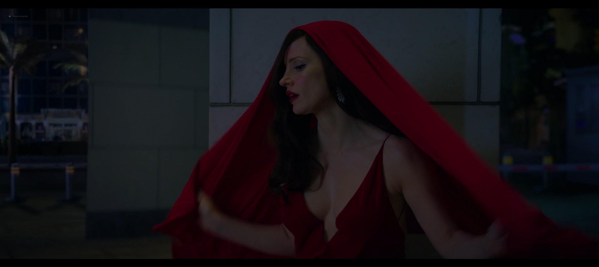 Jessica Chastain hot Jess Weixler sexy Ava 2020 HD 1080p BluRay REMUX 014