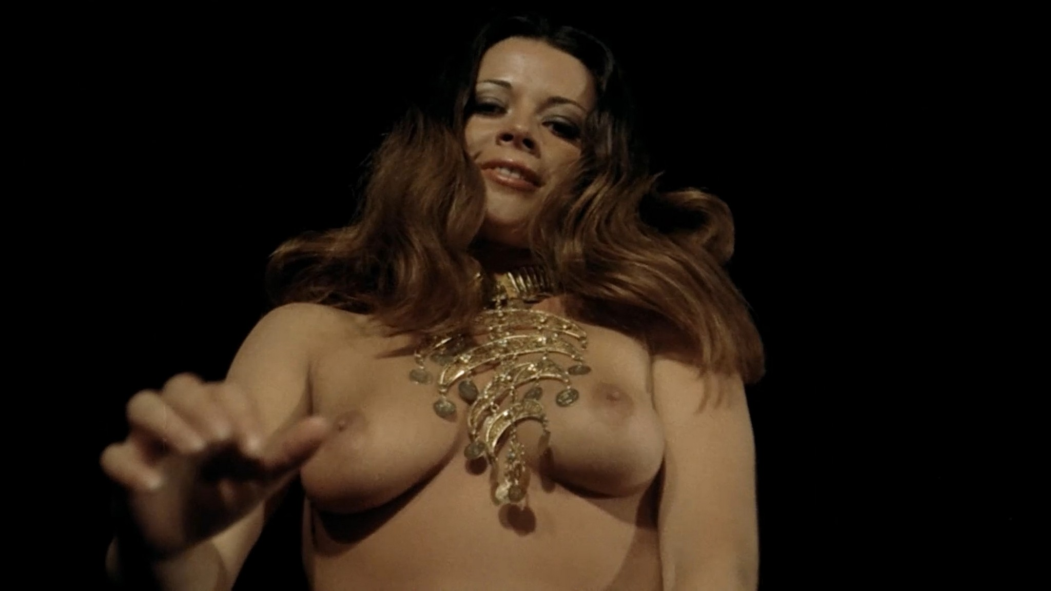 Joelle Coeur nude full frontal and others nude – The Demoniacs 1974 HD 1080p BluRay001