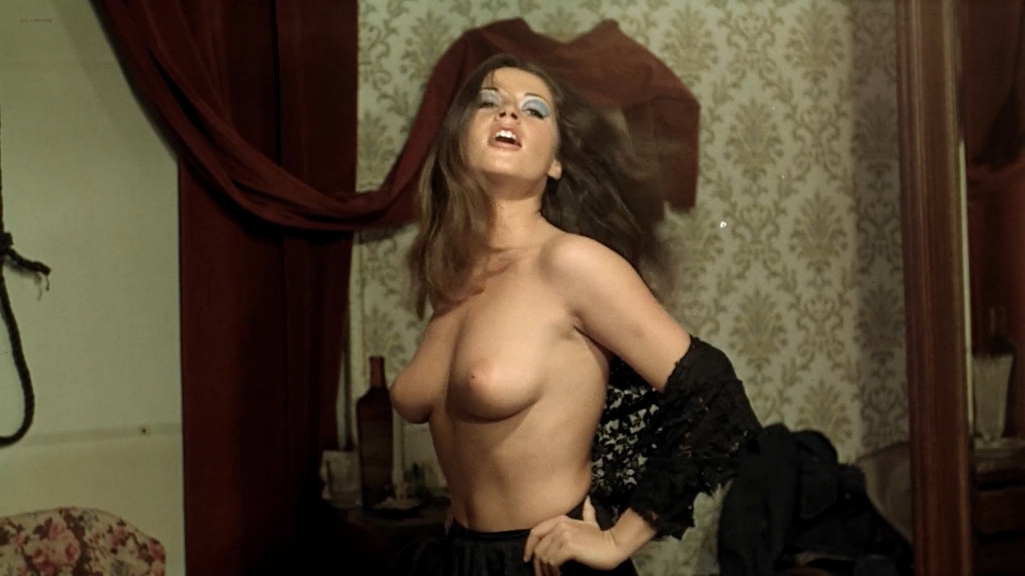 Joelle Coeur nude full frontal and others nude – The Demoniacs 1974 HD 1080p BluRay006