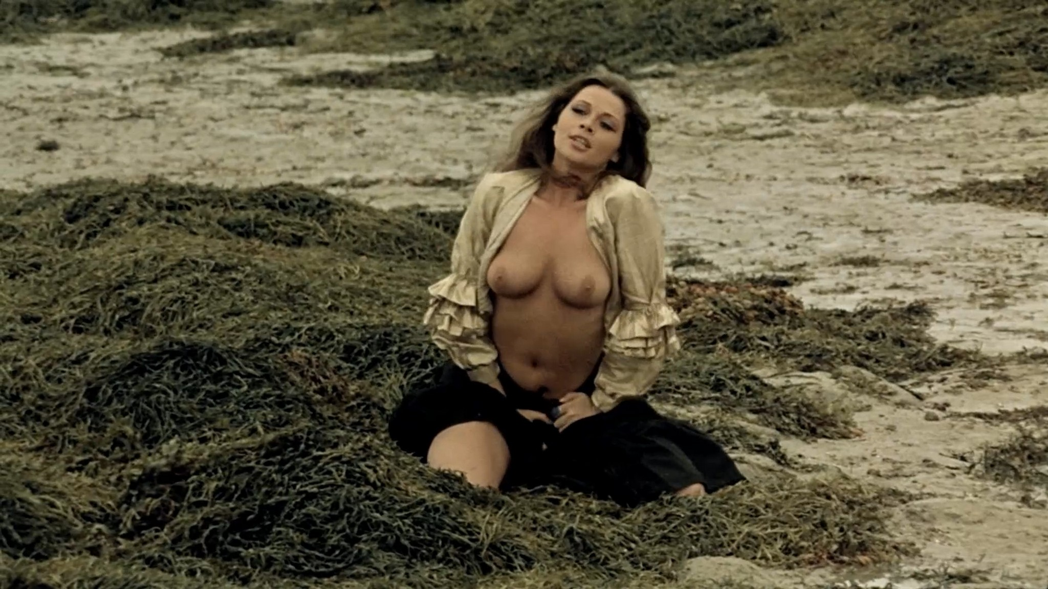 Joelle Coeur nude full frontal and others nude – The Demoniacs 1974 HD 1080p BluRay012