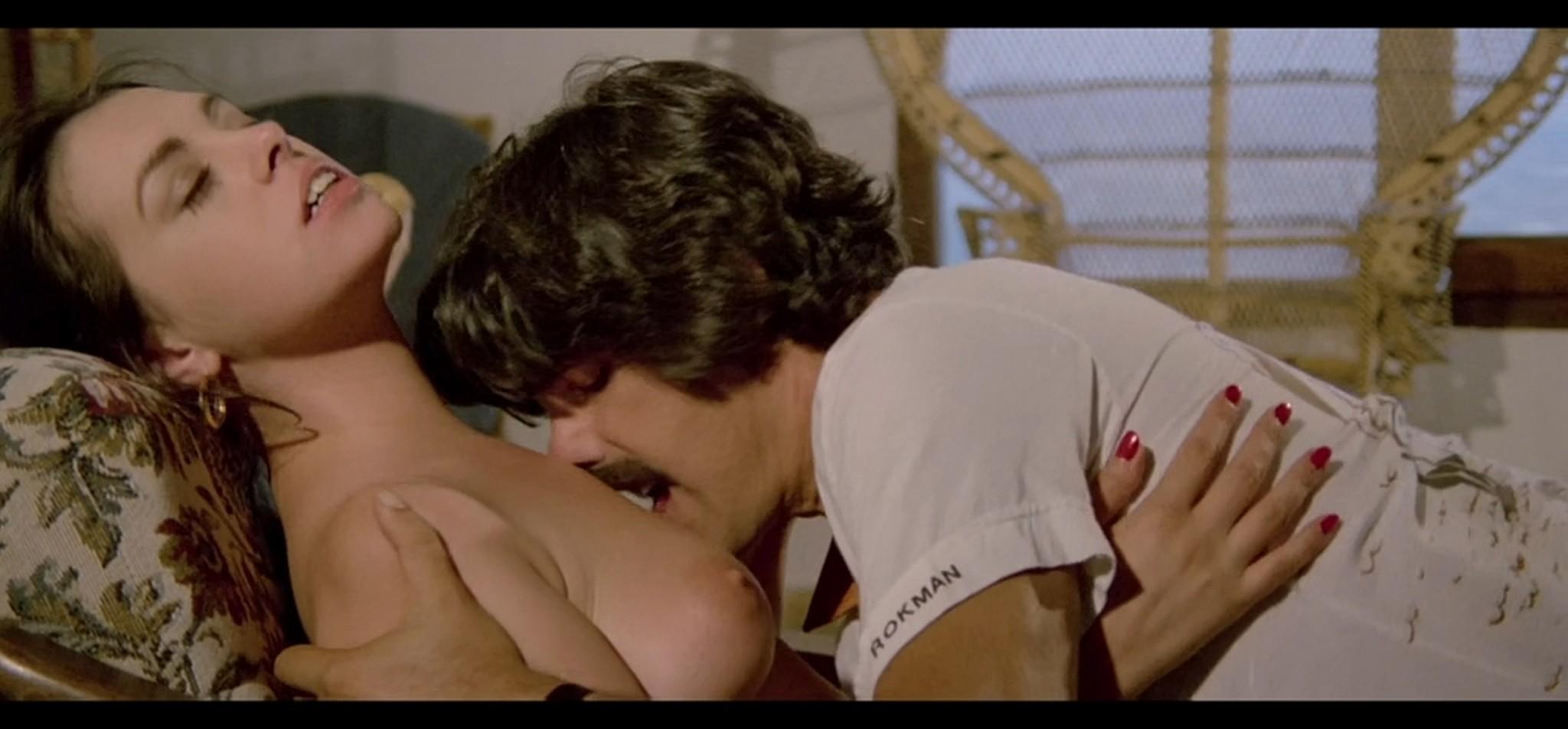 Lina Romay nude bush Elisa Vela Jasmina Bell nude sex Cries of Pleasure ES 1983 003