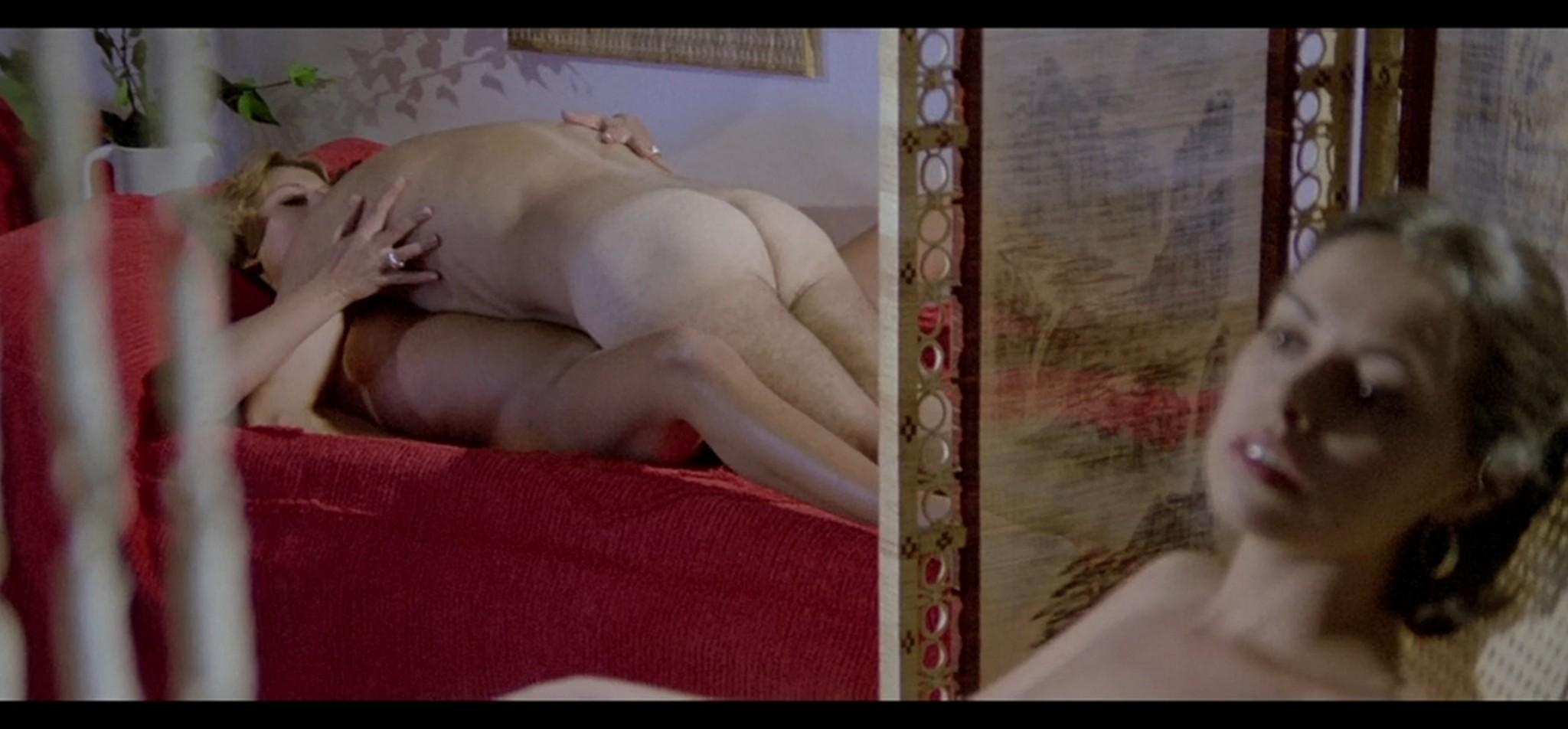 Lina Romay nude bush Elisa Vela Jasmina Bell nude sex Cries of Pleasure ES 1983 014