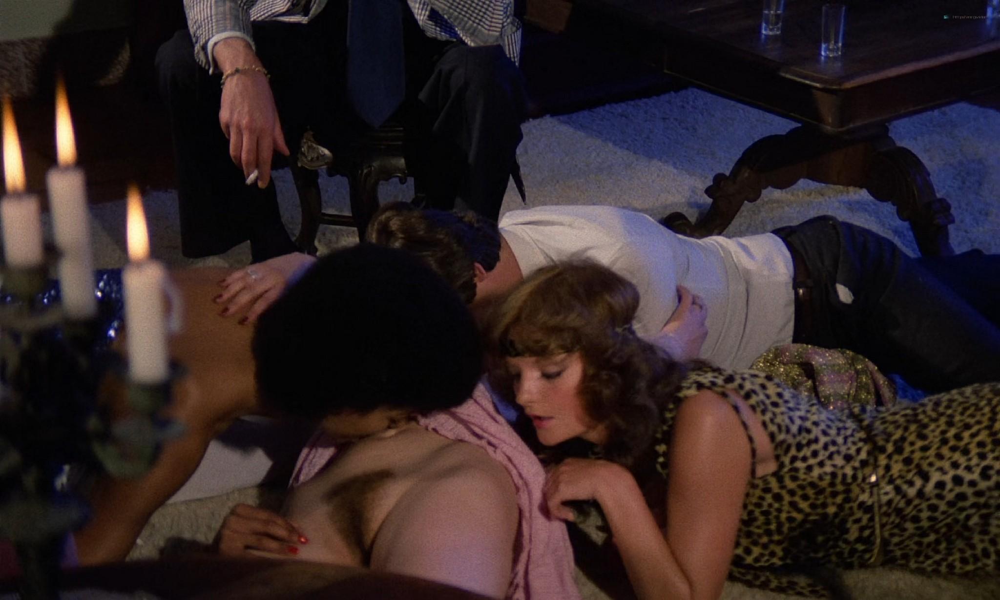 Muriel Montosse nude full frontal Ana Paula Lina Romay nude too Cecilia 1983 HD 1080p BluRay REMUX 011