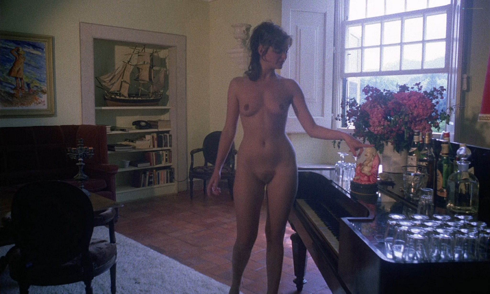 Muriel Montosse nude full frontal Ana Paula Lina Romay nude too Cecilia 1983 HD 1080p BluRay REMUX 013