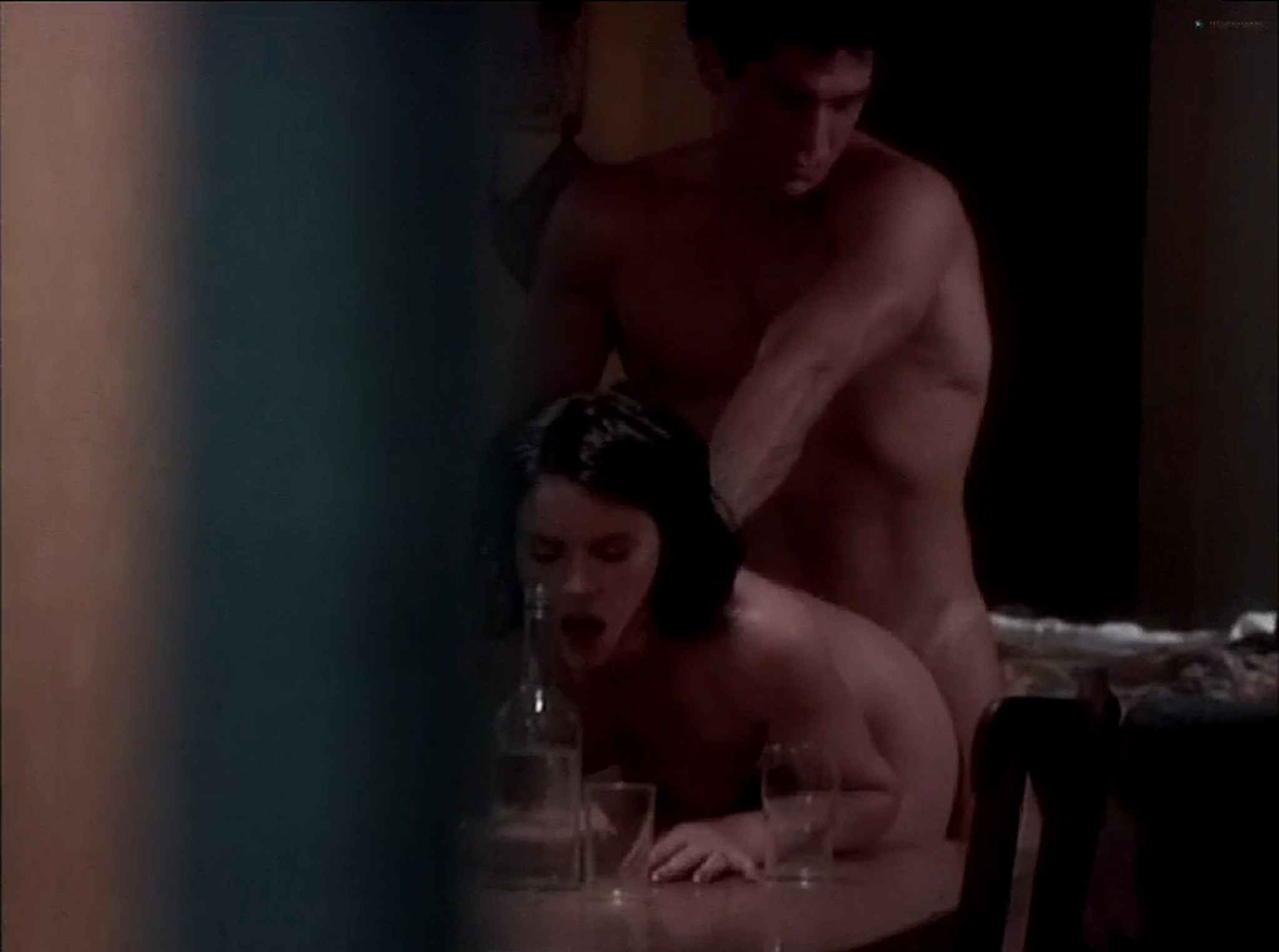 Valentine Demy nude full frontal and sex Carey Sally sex 11 Days 11 Nights Part 3 1989 014