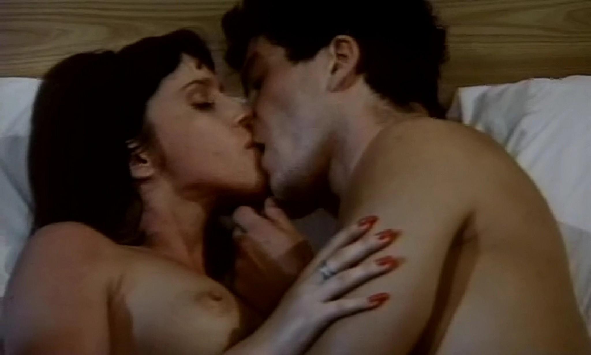 Valentine Demy nude full frontal and sex Carmen Di Pietro nude too Hard Car – Desiderio sfrenato del piacere 1990 002