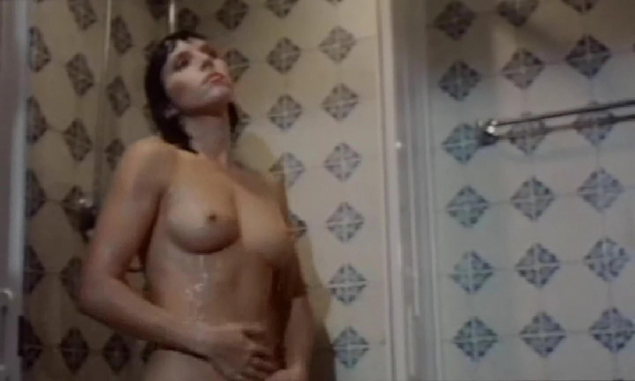 Valentine Demy nude full frontal and sex Carmen Di Pietro nude too Hard Car – Desiderio sfrenato del piacere 1990 010