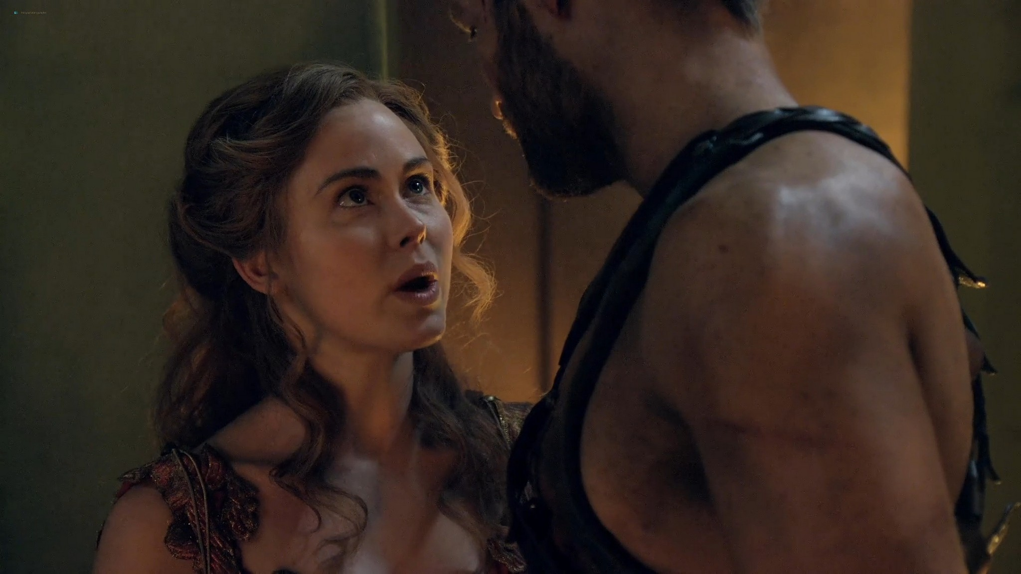 Anna Hutchison nude and hot sex Spartacus 2013 s3e8 HD 1080p BluRay 001
