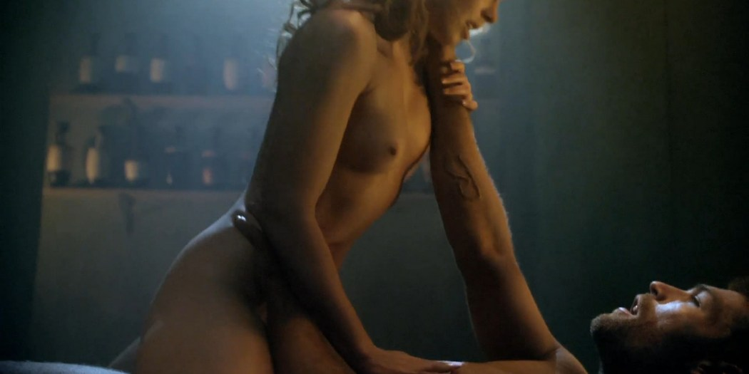 Anna Hutchison nude and hot sex Spartacus 2013 s3e8 HD 1080p BluRay 011
