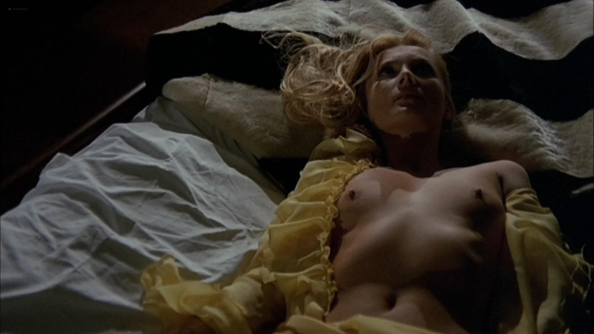 Barbara Bouchet nude topless Stefania Sandrelli nude sex Black Belly of the Tarantula 1972 HD 1080p BluRay 005
