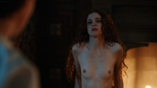 Charlotte Hope nude topless and butt - The Spanish Princess (2020) s2e3 HD 1080p