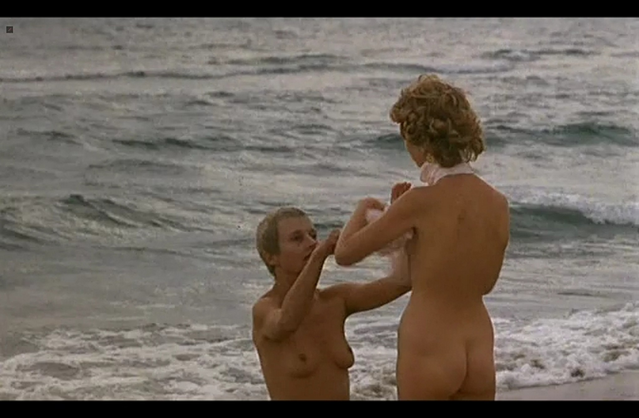 Isabelle Huppert nude full frontal and Hanna Schygulla nude bush Storia di Piera IT 1983 DvDrip 013