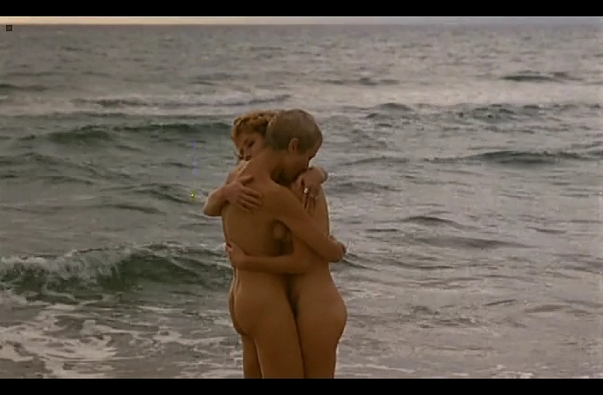 Isabelle Huppert nude full frontal and Hanna Schygulla nude bush Storia di Piera IT 1983 DvDrip 014