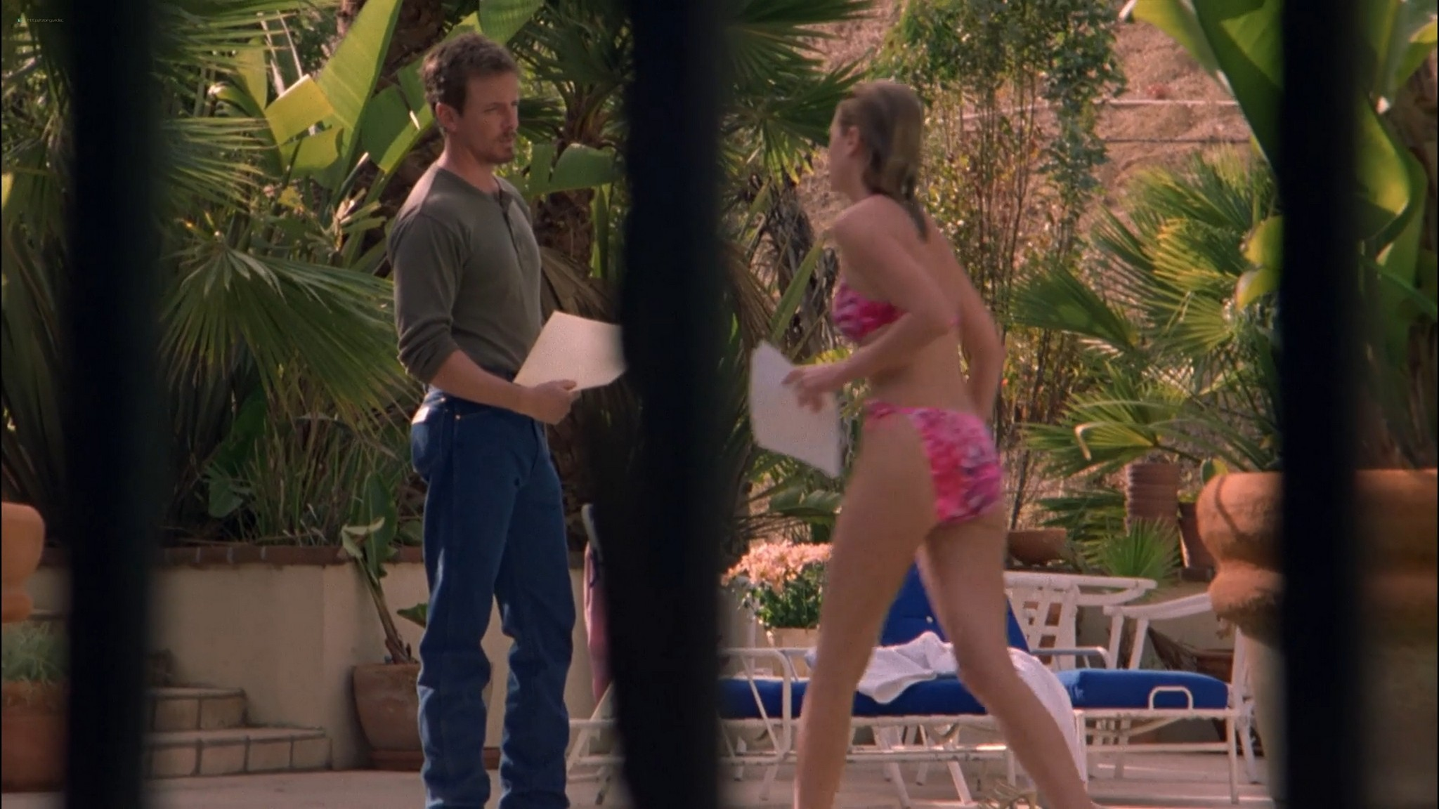 Kristin Minter nude full frontal Megan Ward sexy Tick Tock 2000 HD 1080p Web 007