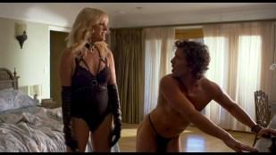 Malin Akerman hot and sexy - Friendsgiving (2020) HD 1080p BluRay