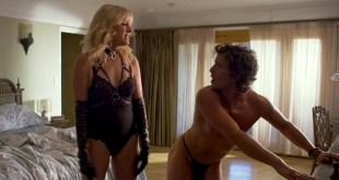 Malin Akerman hot and sexy Friendsgiving 2020 HD 1080p BluRay 008