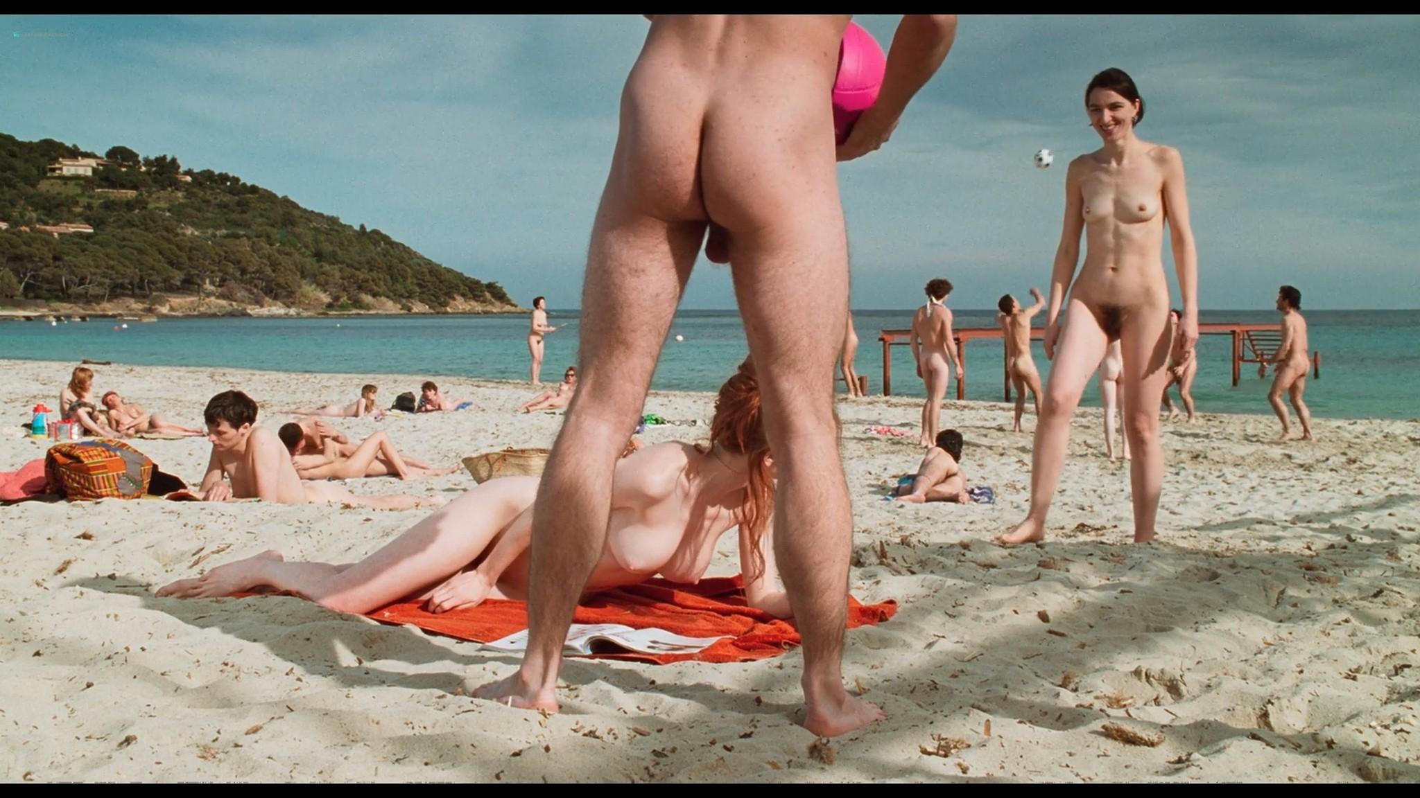 Marie Riva nude full frontal Aurelie Guichard nude Riens du tout FR 1992 HD 1080p BluRay 006