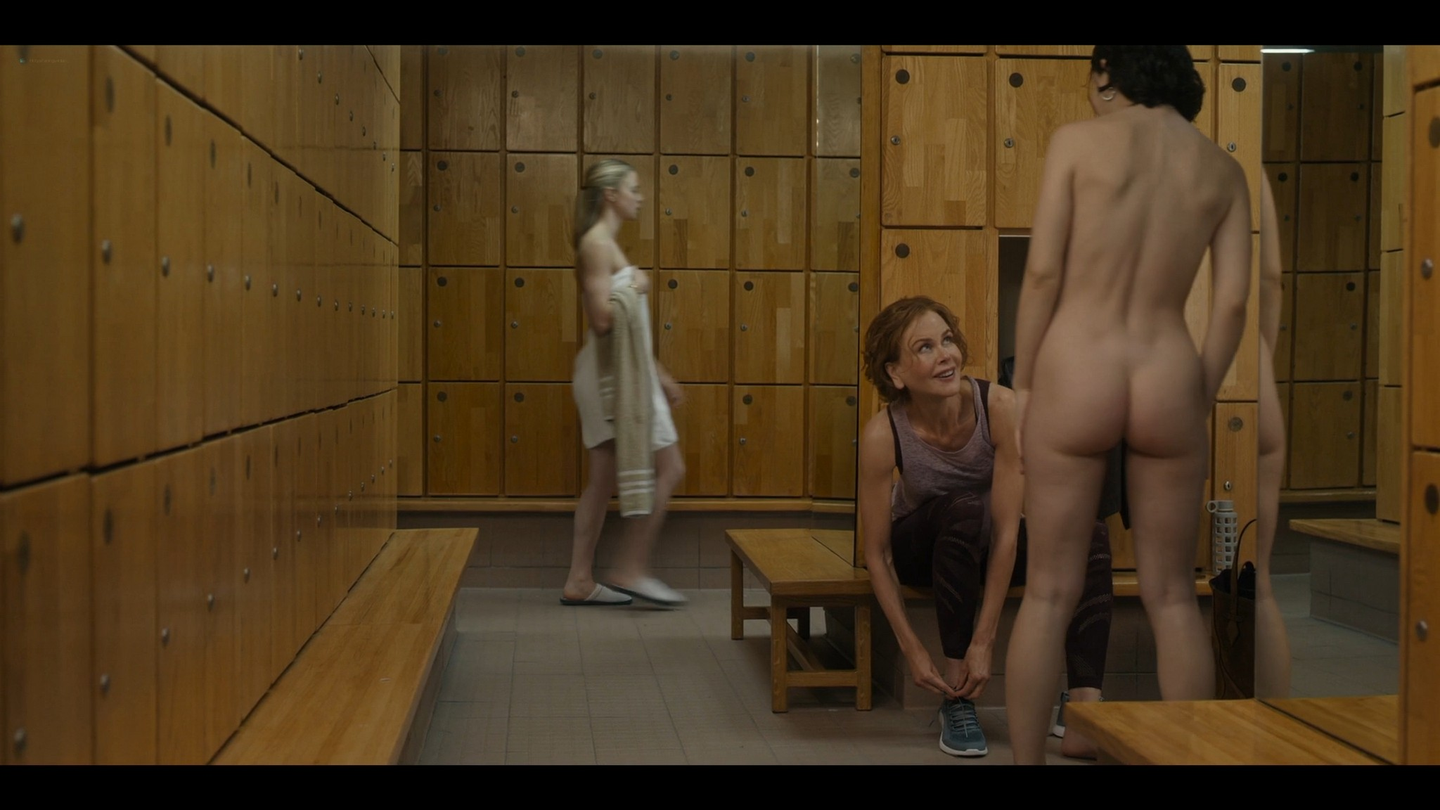 Matilda De Angelis nude full frontal Nicole Kidman sexy The Und0ing 2020 e1s1 1080p 006