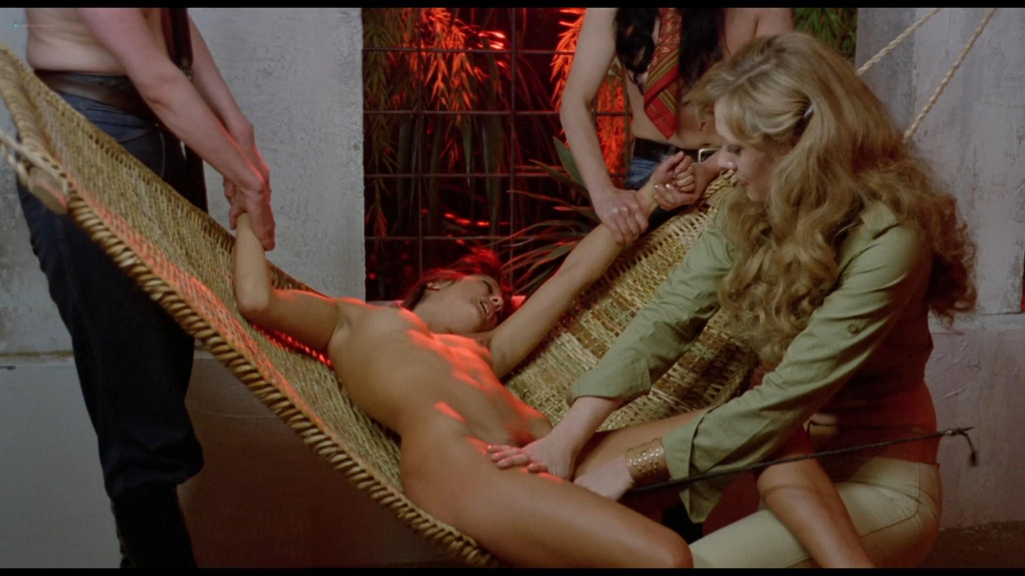 Monica Swinn nude full frontal Ada Tauler Brigitte Maier other nude Frauen im Liebeslager 1977 HD 1080p BluRay 006