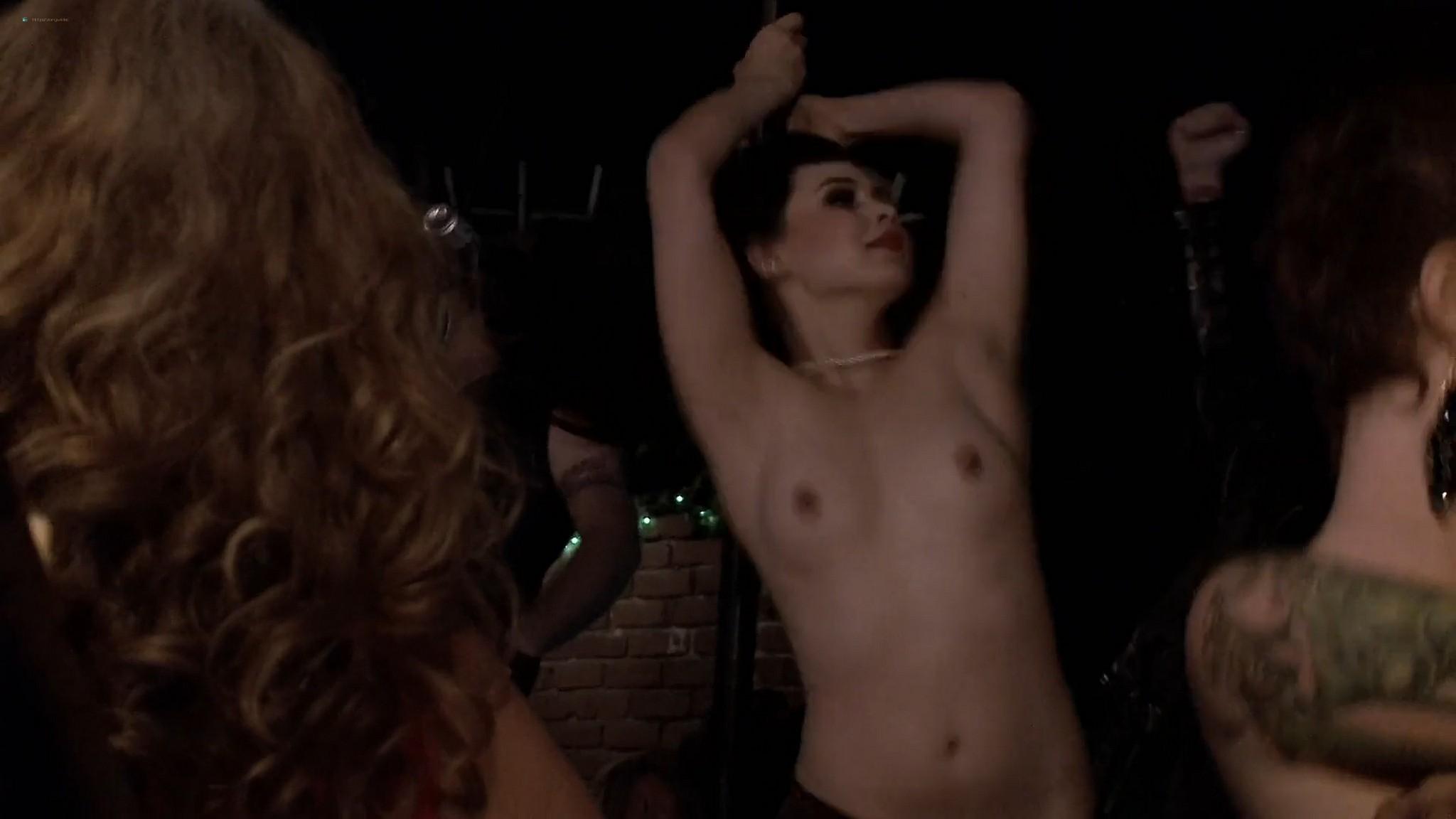 Taylor Cole hot sex Tiffany Shepis Francesca Brandelius naked The Violent Kind 2010 HD 1080p BluRay 009