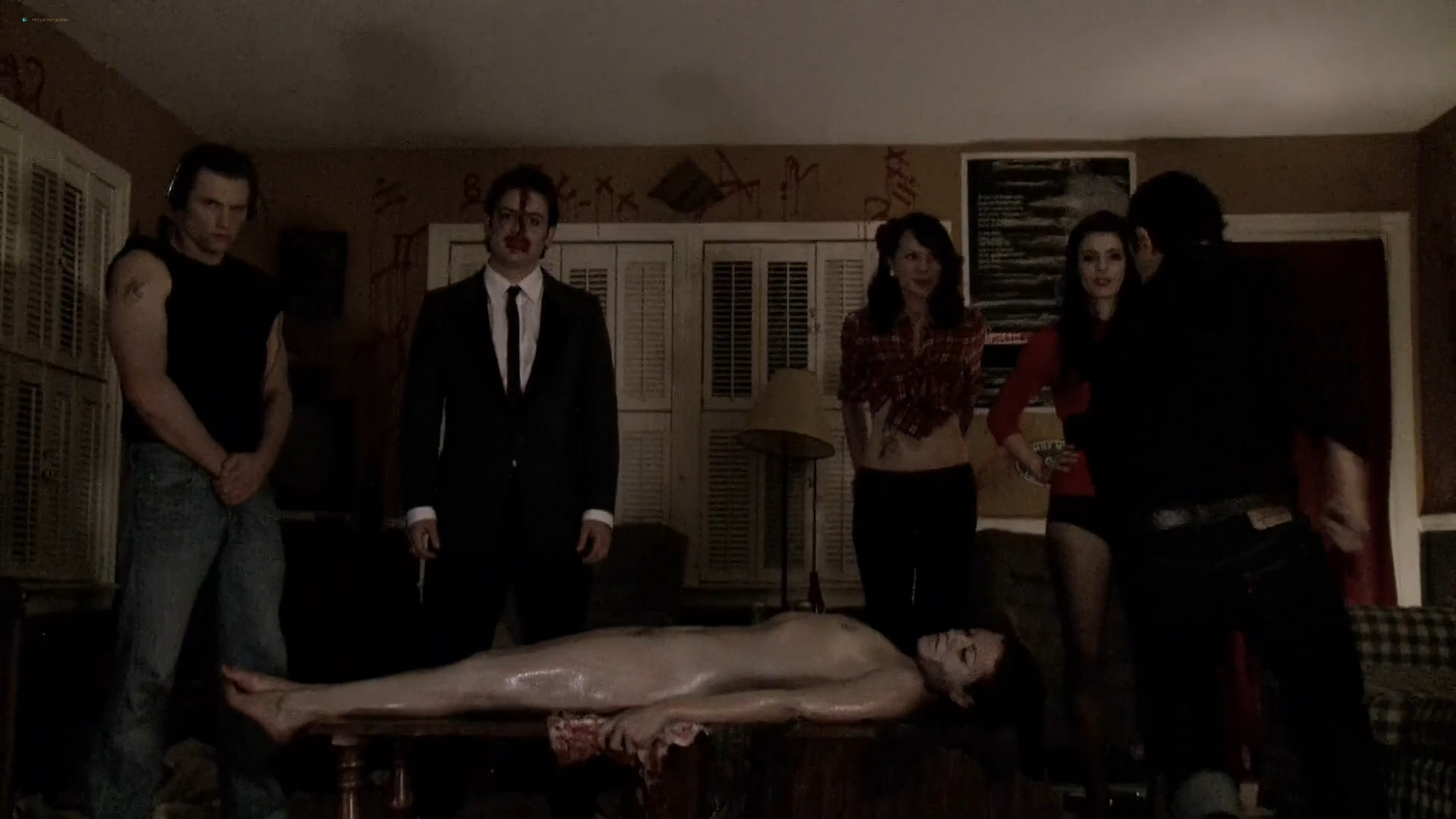 Taylor Cole hot sex Tiffany Shepis Francesca Brandelius naked The Violent Kind 2010 HD 1080p BluRay 012