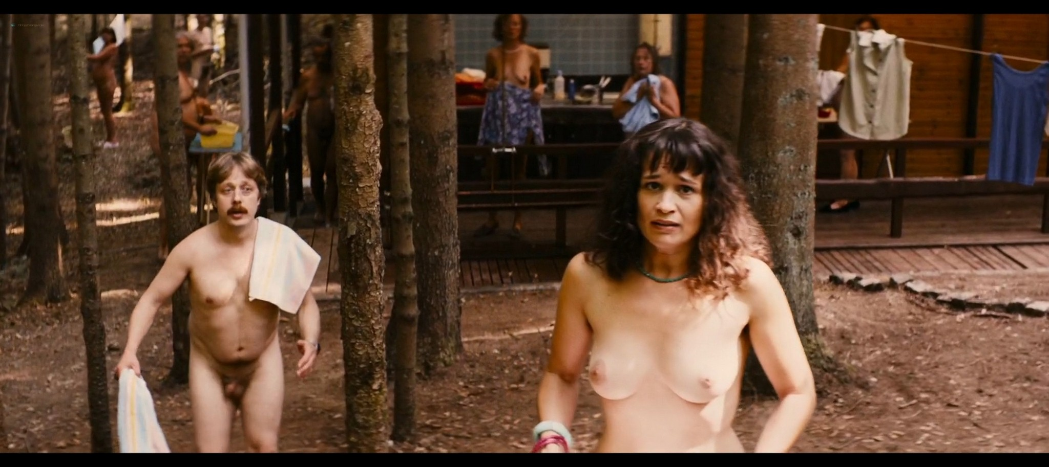 Tine Van den Wyngaert nude full frontal Hannah Hoekstra sexy other nude De Patrick NL 2019 HD 1080p Web 005