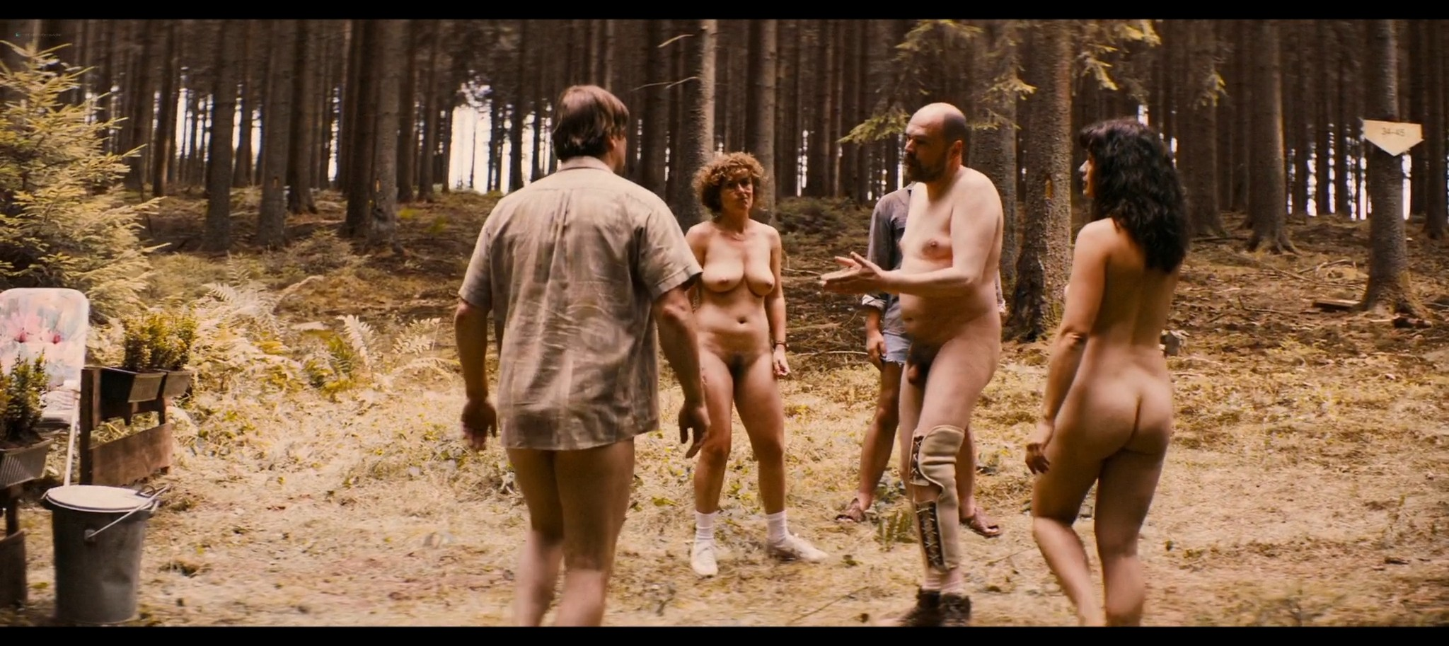Tine Van den Wyngaert nude full frontal Hannah Hoekstra sexy other nude De Patrick NL 2019 HD 1080p Web 007