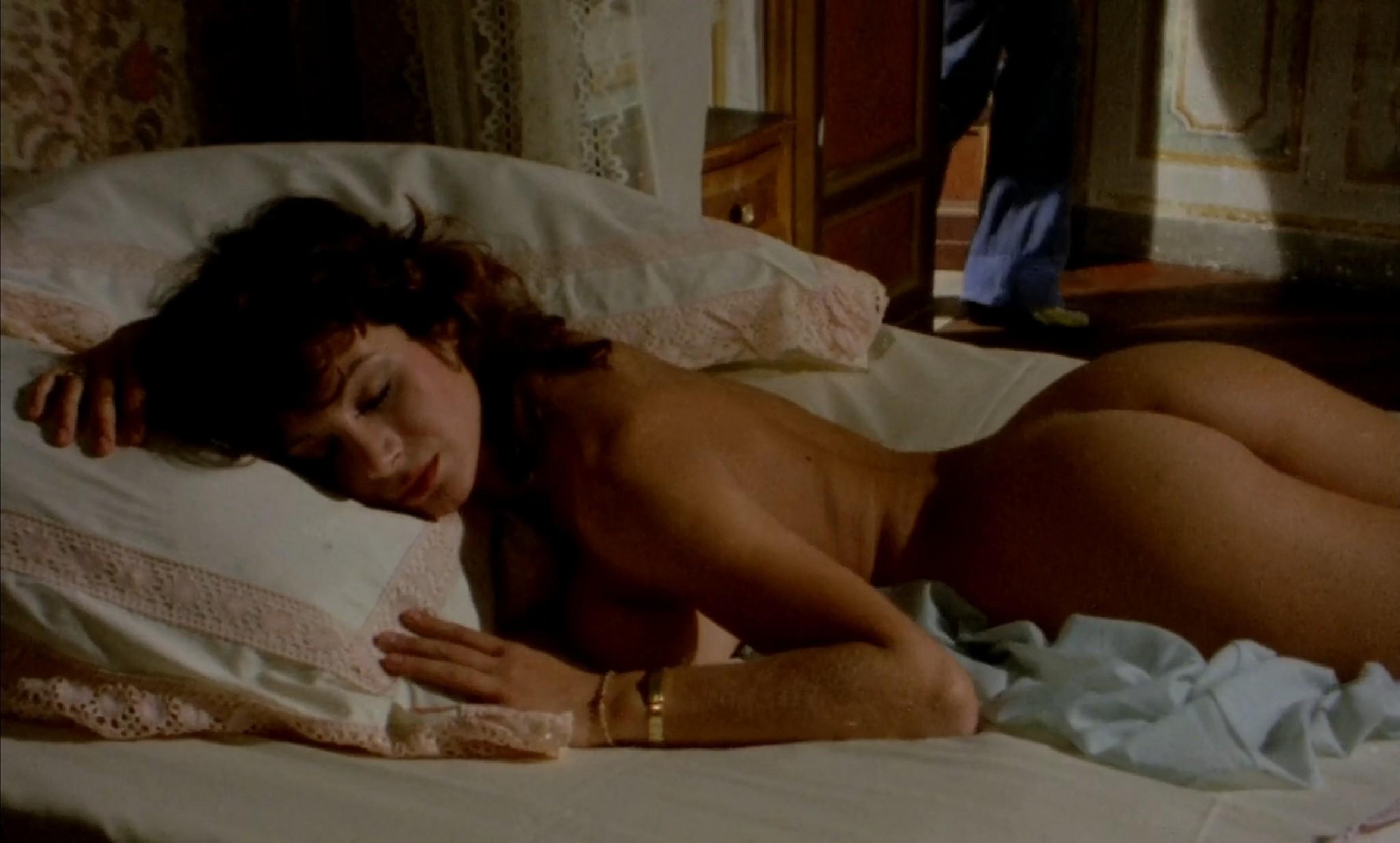 Carmen Russo nude full frontal Anna Veneziano Mariangela Giordano nude Patrick Still Lives 1980 HD 1080p BluRay 008