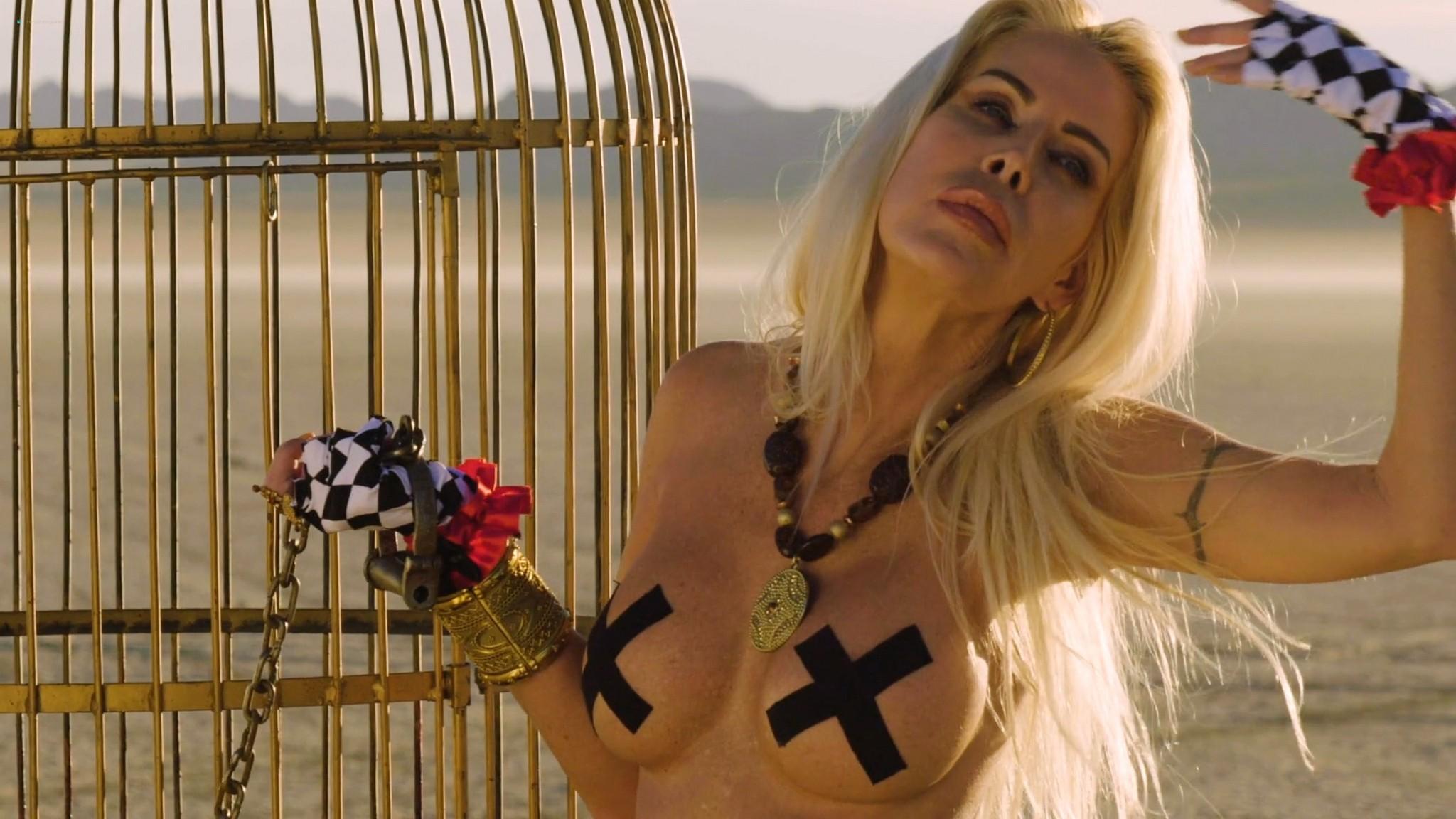 Dana Wolf nude Tabitha Stevens Devhorra Dark nude full frontal Die Influencers Die 2020 HD 1080p 001