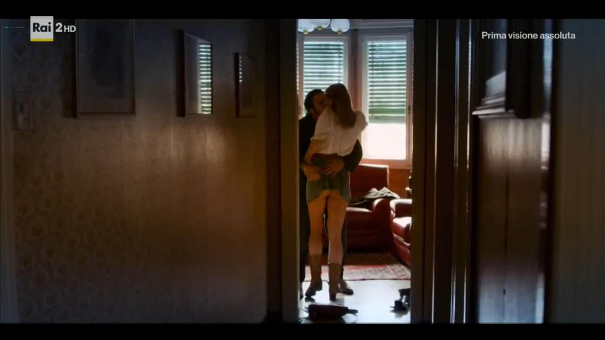 Elena Radonicich nude sex Gabriella Pession nude La Porta Rossa 2019 S2 HD 720p 010