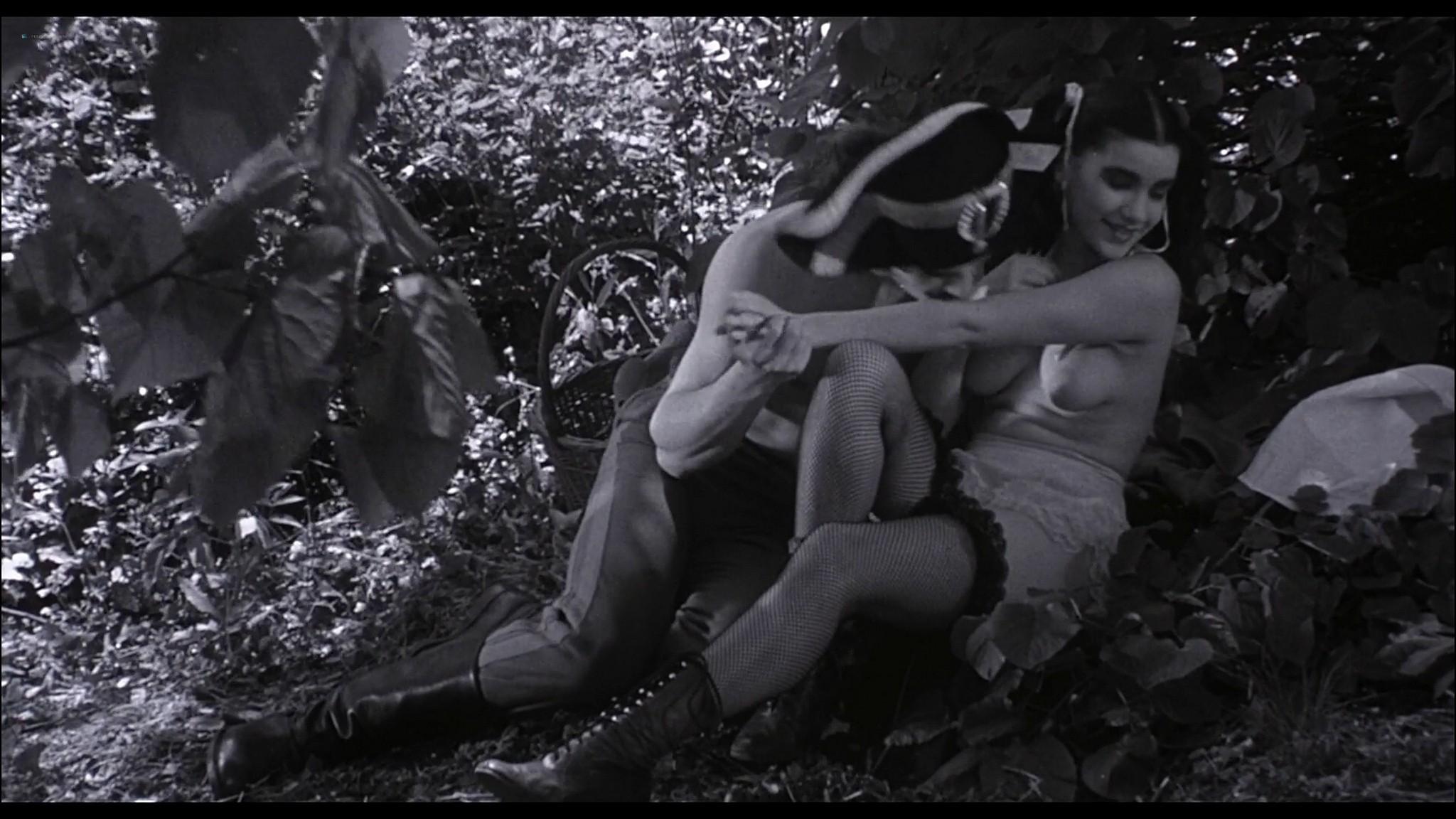 Katya Berger nude full frontal Debra Berger Mandy Rice Davies Annie Belle etc nude too Nana 1993 HD 1080p Web 002