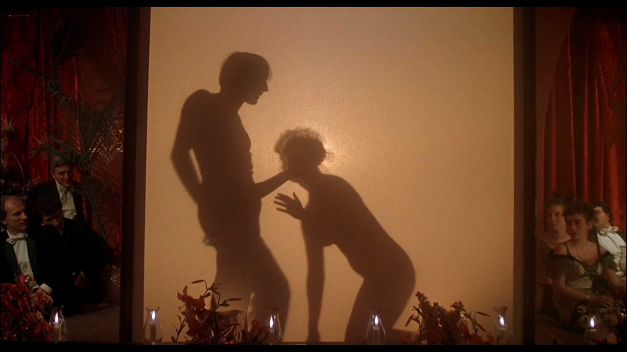 Katya Berger nude full frontal Debra Berger Mandy Rice Davies Annie Belle etc nude too Nana 1993 HD 1080p Web 006