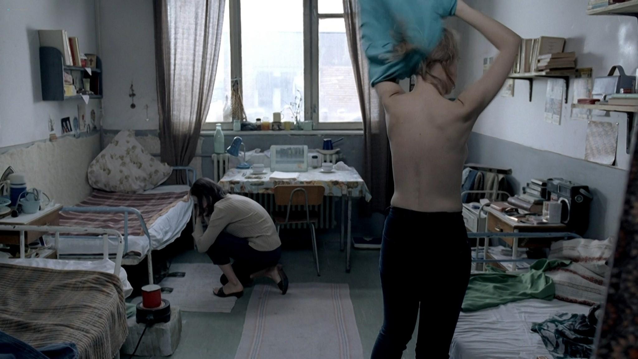 Laura Vasiliu nude bush Anamaria Marinca nude too 4 Months 3 Weeks and 2 Days RO 2007 1080p BluRay 004