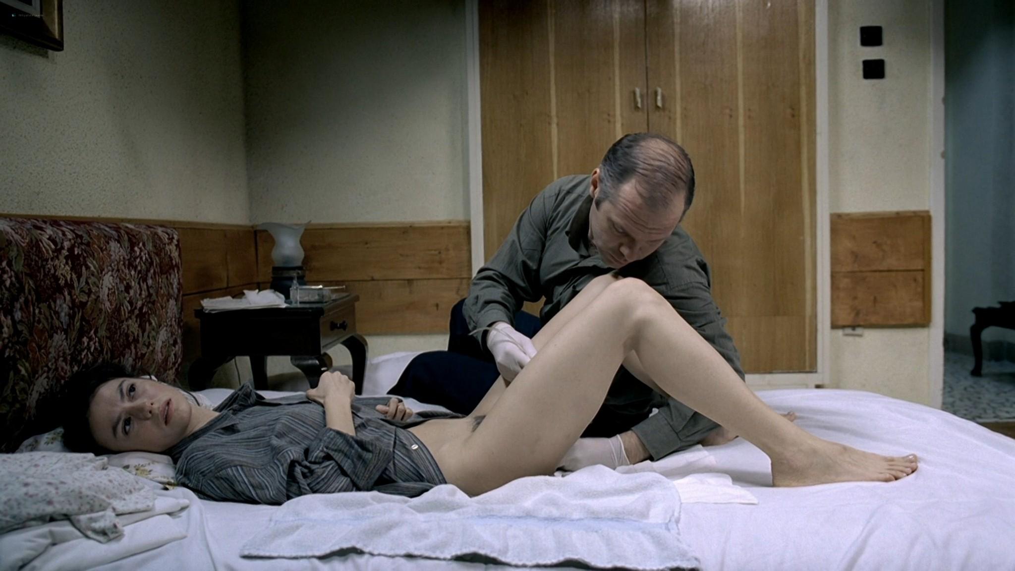 Laura Vasiliu nude bush Anamaria Marinca nude too 4 Months 3 Weeks and 2 Days RO 2007 1080p BluRay 010