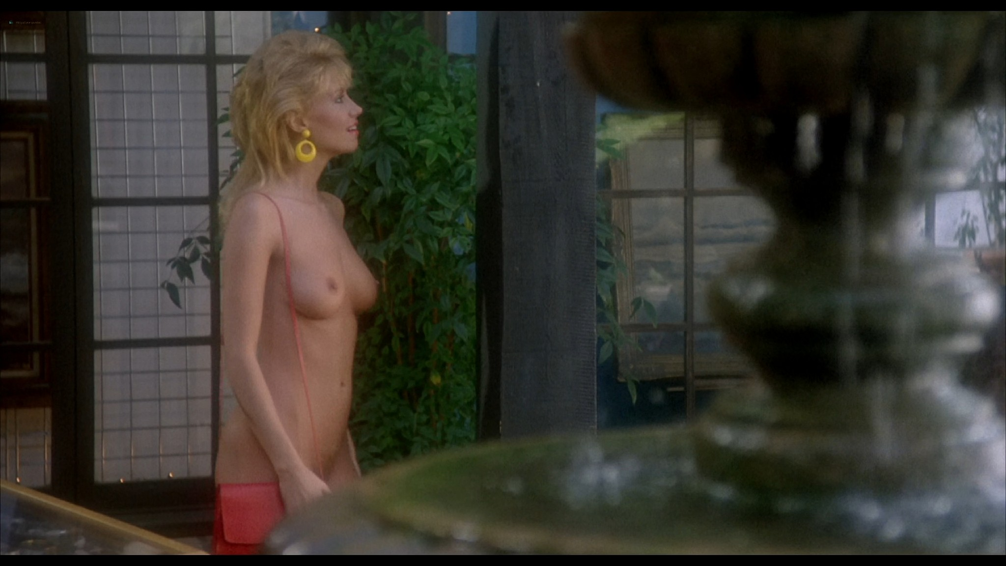 Monique Gabrielle nude full frontal Corinne Wahl and other nude and sexy Amazon Women on The Moon 1987 HD 1080p BluRay REMUX 006