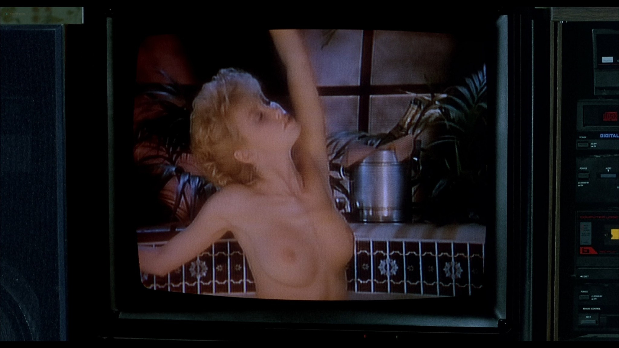 Monique Gabrielle nude full frontal Corinne Wahl and other nude and sexy Amazon Women on The Moon 1987 HD 1080p BluRay REMUX 010