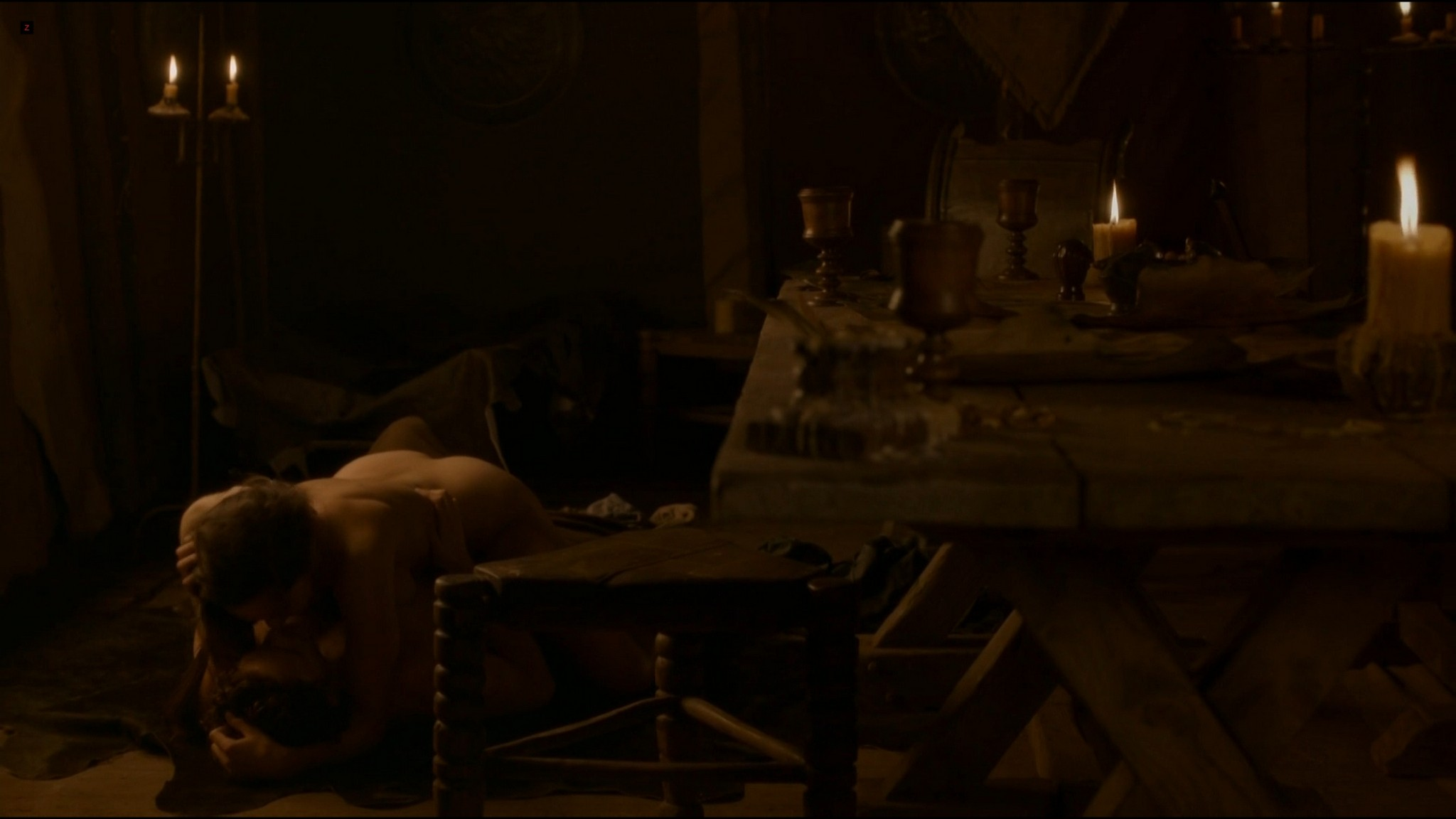 Oona Chaplin all naked and sex Game of Thrones 2012 s2e8 HD 1080p 009