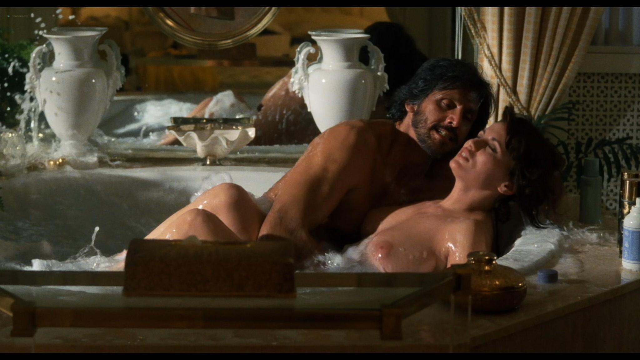 Serena Grandi nude sex Sabrina Salerno Trine Michelsen all nude Delirium 1987 HD 1080p BluRay REMUX 007