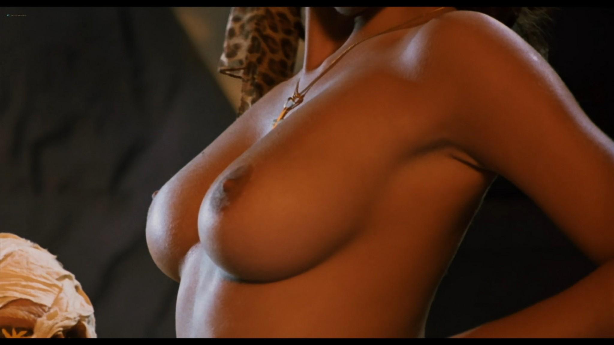 Serena Grandi nude sex Sabrina Salerno Trine Michelsen all nude Delirium 1987 HD 1080p BluRay REMUX 010