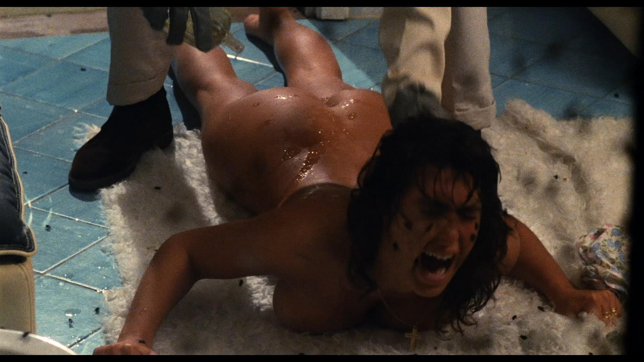 Serena Grandi nude sex Sabrina Salerno Trine Michelsen all nude Delirium 1987 HD 1080p BluRay REMUX 015