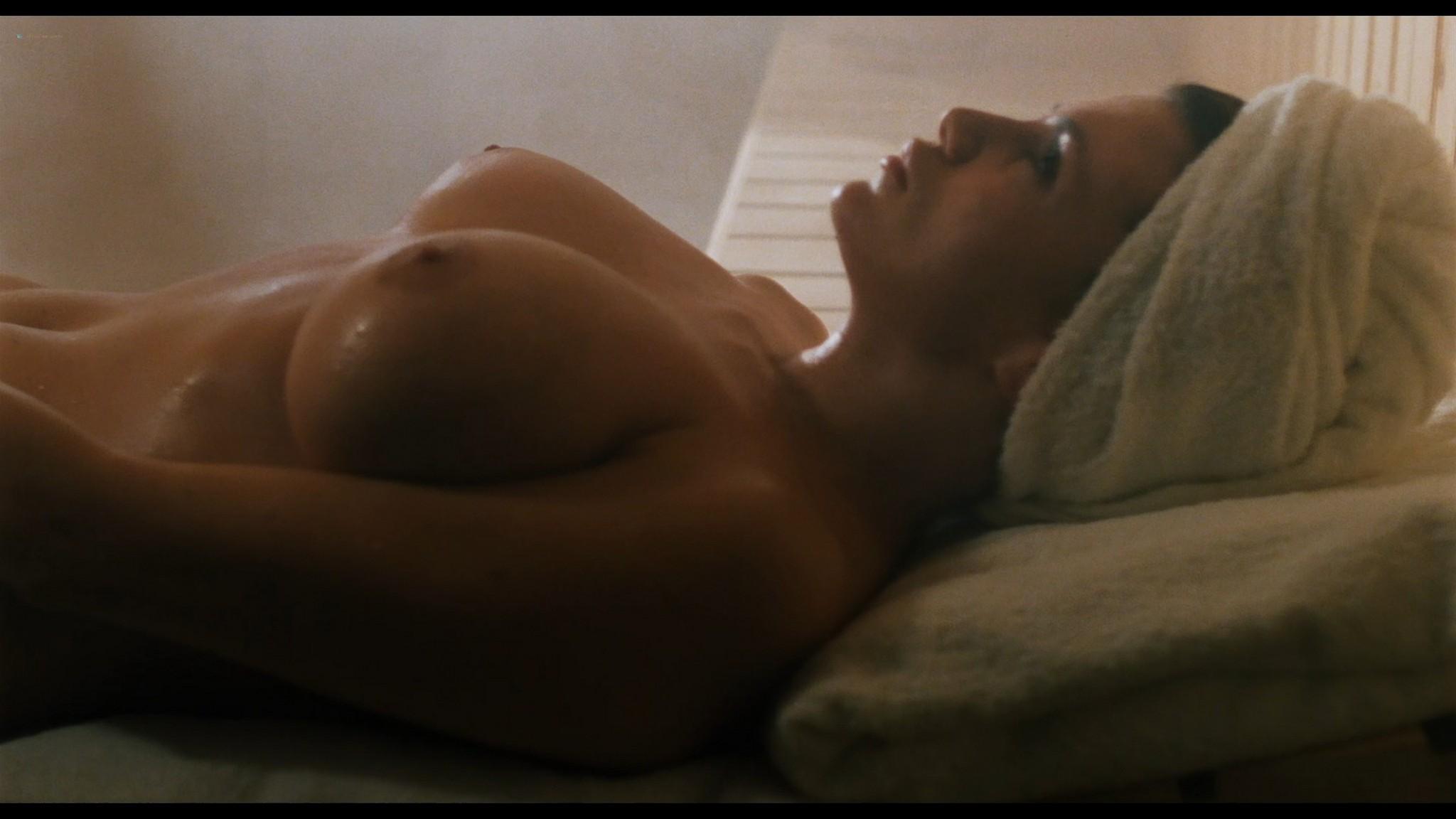 Serena Grandi nude sex Sabrina Salerno Trine Michelsen all nude Delirium 1987 HD 1080p BluRay REMUX 018